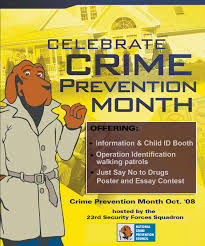 rd sfs set for crime prevention month > moody air force base  23rd sfs set for crime prevention month 08