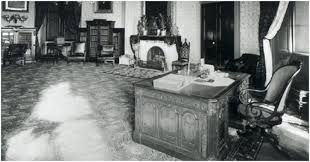 Desk in oval office High Resolution Fdr Library Virtual Tour The Resolute Desk In The Oval Office Gift From Queen Victoria