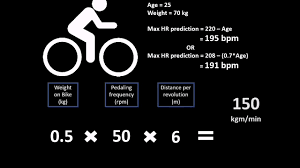 Ymca Bike Test Chart Ymca Protocol Submaximal Exercise Test For Predicting Vo2max