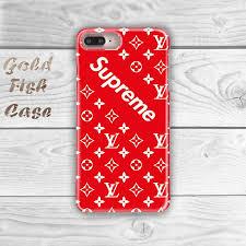 louis vuitton iphone 7 case. supreme iphone 7 case louis vuitton iphone 6s 5s plus red s067