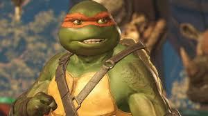 ninja turtles.  Ninja 7 Totally Tubular Minutes Of Every Ninja Turtle In Injustice 2 Inside Turtles E