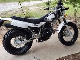 yamaha tw200 200 motorcycles
