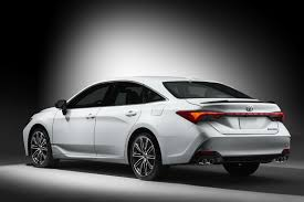 2019 Toyota Avalon: Preview, Pricing, Release Date