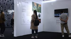 stefano boeri architetti has presented at beijing international home decoration exhibition design expo bihd2018 an exhibition enled vision of