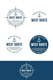 Maritime Logo Design Nautical Logo Design Marine Logo Design Maritime Logo