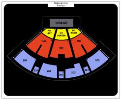 Pnc Pavilion Cincinnati Ohio Seating Chart Pnc Pavilion Seating Chart Ticket Solutions