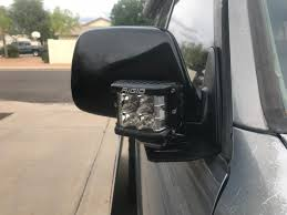 1st Gen Tacoma Ditch Lights Another Awesome Yodateq Creation 80 Series Ditch Light