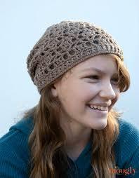 Slouch Hat Crochet Pattern Awesome Free Pattern Fallen Leaves Slouch Hat Moogly