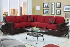 Red Leather Living Room Sets Red And Black Living Room Set Round White Leather Ottoman Wooden
