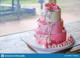 Cake Designs Birthday Girl Fist Cake For A Little Baby Girl Birthday For Celebrating