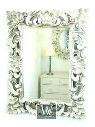 antique wooden frame mirror vintage round mirror wall mirrors antique wall mirror antique wall mirrors baroque silver vintage rectangle ornate vintage round