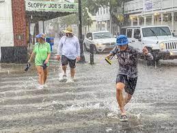 Tropical Storm Elsa weakens, spares ...