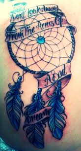 Dream Catcher Tattoos On Arm Banner And Dreamcatcher Tattoo 64