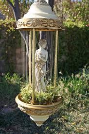 vintage type woman oil rain lamp the joan