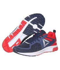 Reebok Distance 2 0 Navy Running Shoes