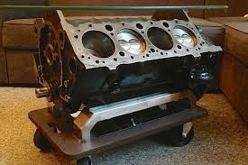 Video: Austrian F-body Fan Builds Chevy 305 Coffee Table - EngineLabs