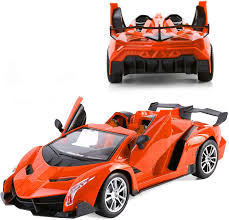 The official release date for laferrari has yet to be revealed, but for most, it won't matter. Amazon Com Super Car Orange Lamborghini Veneno Battery Operated Remote Control Car Kids Favorite Toy 1 14 Scale Rc Toys Games
