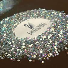 Swarovski crystals flat back stones gems rhinestones non
