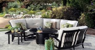 Updated patio furniture sets the stage for summer fun