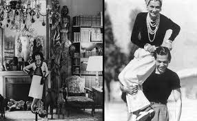 chanel vintage. mujeres-iconicas-coco-chanel--vintage-by-lopez-linares3 chanel vintage