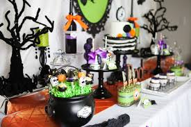 halloween theme decorations office. Wicked Witch Halloween Party Table Decor Theme Decorations Office S