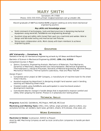 7 Curriculum Vitae Format For Engineers Prome So Banko