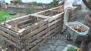 Paletten Hochbeet Bauen Eh14 Hitoiro