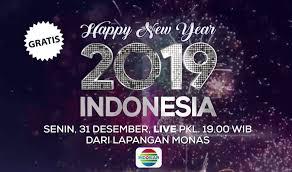 Sambut Tahun Baru Bersama Happy New Year 2019 Indonesia! - 31 ...