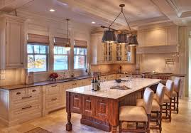 over island kitchen lighting. Brown Kitchen Concept And Also Chic Light Fixtures Over Island Lighting Above Y