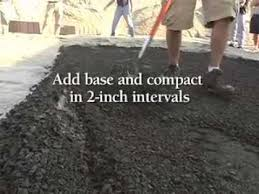 How To Lay A Patio  Howtos  DIYHow To Install Pavers In Backyard
