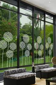 glass decals balloons decal