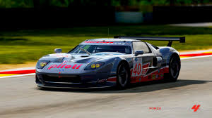 2009 40 Robertson Racing Ford GT Mk7   Forza Motorsport 4 Wiki ...