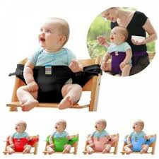 presyo ng portable adjustable infant toddler kid baby feeding dining safety high chair seat belt harness black sa pilipinas philippines latest 2019