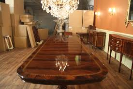 engaging big dinner table 17 square dining for 8 12 seater round oak room with leaf seats chairs kitchen
