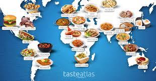 TasteAtlas - Local food around the world