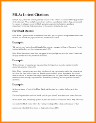 Mla Works Cited Page 2016 Awesome A Example Of Mla Format Monpence