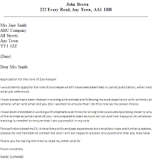 Zoo Cover Letters Omfar Mcpgroup Co