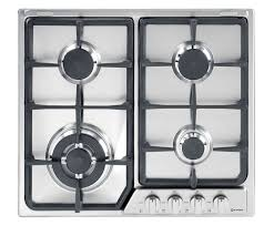 LP natural gas counter top drop in stove burners by Verona