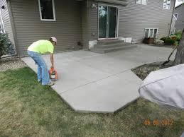 stained concrete patio gray. Large Size Of Furniture:pretty Concrete Patio Designs 4 Stained Installing Cute Gray N