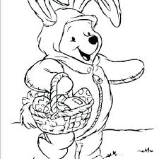 Free Printable Preschool Easter Coloring Pages Drawing For Kids At