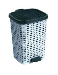 wicker garbage can s s suncast garbage can costco suncast garbage can