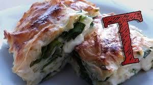 turkish borek recipe filo pastry with spinach and cheese