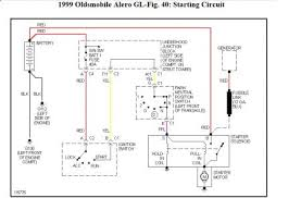 99 alero starting problem oldsmobile forums see wiring diagram