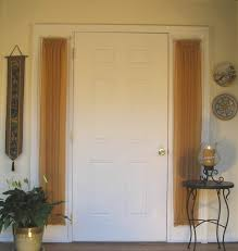 18 Stunning Front Door Curtains Images Concept Curtains Front Door ...