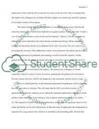 petition to waive the university mathematics requirement essay petition to waive the university mathematics requirement essay example