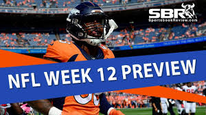 nfl betting week 12 nfl picks and fades sbr round table