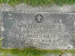 William Ivan Rice (1896-1948) - Find A Grave Memorial