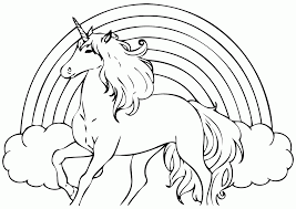 Small Picture Unicorn Coloring Pages Only Coloring Pages Coloring Home