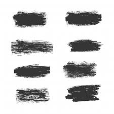 Grunge Brushes Collection Vector Free Download