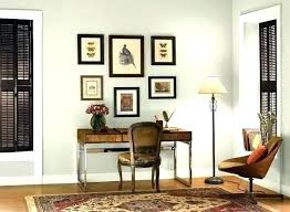 Office painting ideas Gray Paint Colors For Home Office Commercial Office Paint Color Ideas Home Office Painting Ideas Small Home Paint Colors For Home Office Lushome Paint Colors For Home Office Home Office Wall Colors Ideas